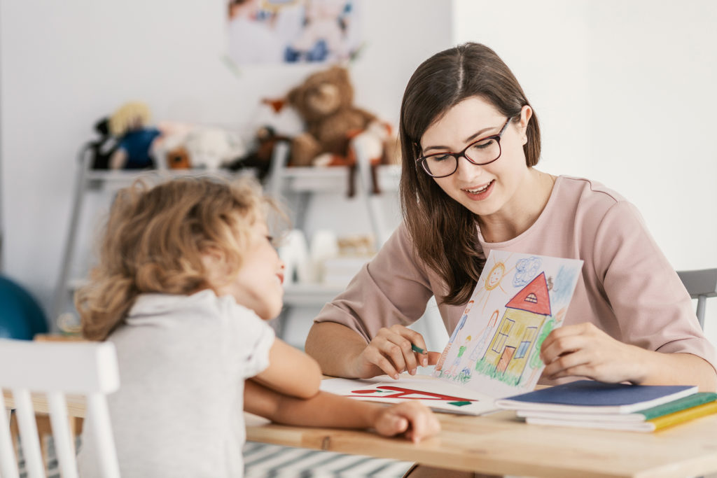 Early Years Evaluation - Allocate educational resources