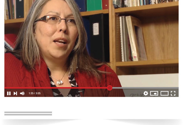 Literacy - Lori Whiteman Video
